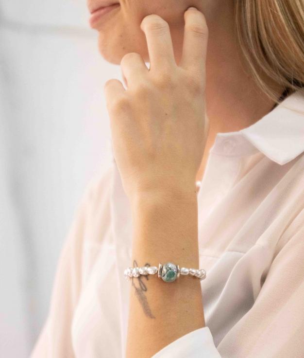 Bracelet Mercus - Silver