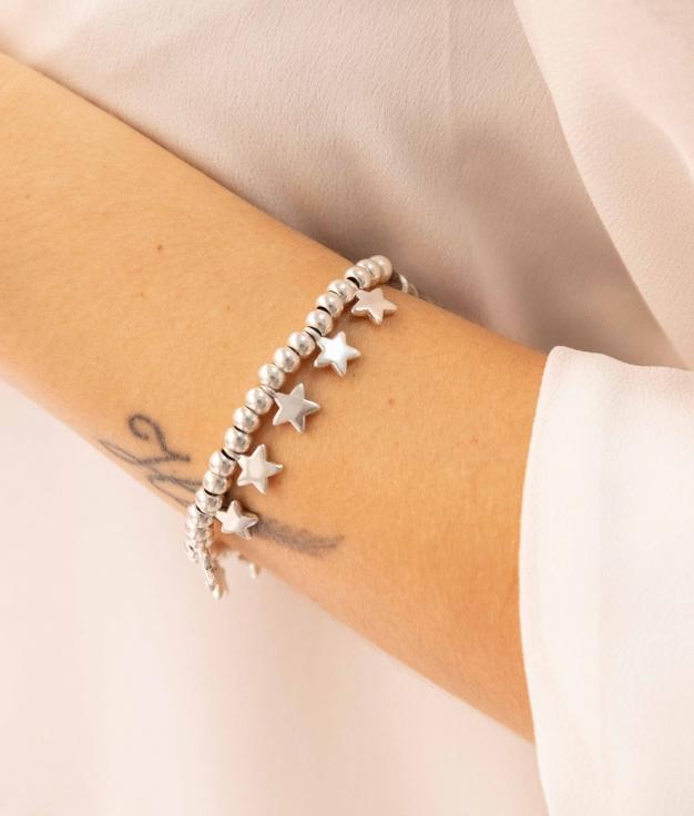Bracelet Jastom - Silver