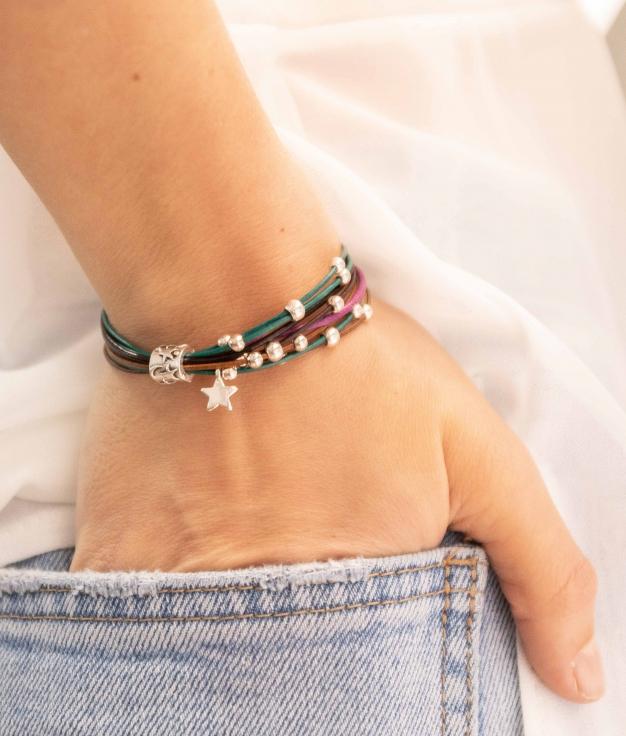Bracelet Esniglar - Brown