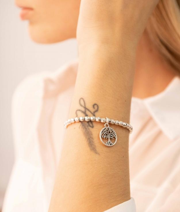 Bracelet Flarm - Silver
