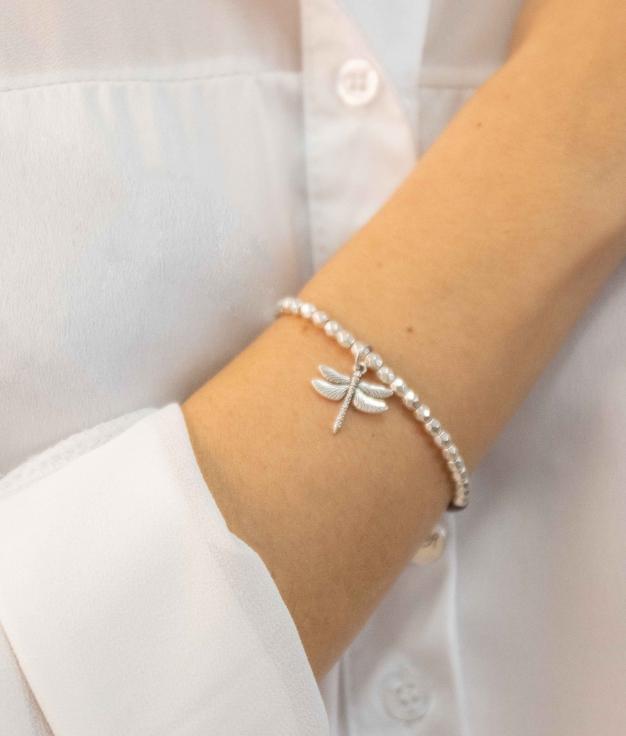 Bracelet Hermos - Silver