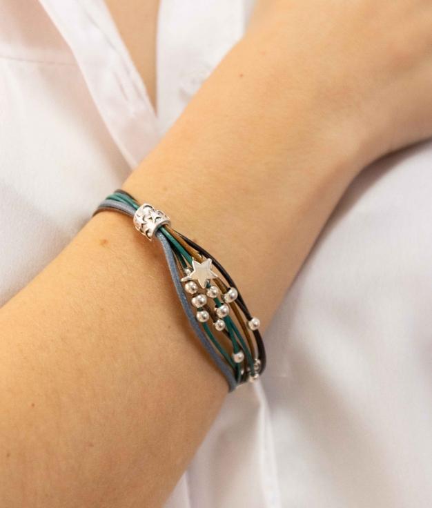 Bracelet Gonat - Marron