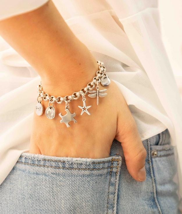 Bracelet Nuster - Silver
