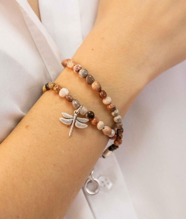 Bracelet Treza - Brown
