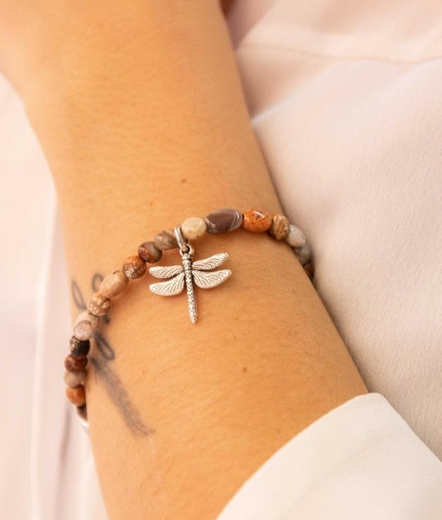 Bracelet Fanto - Brown