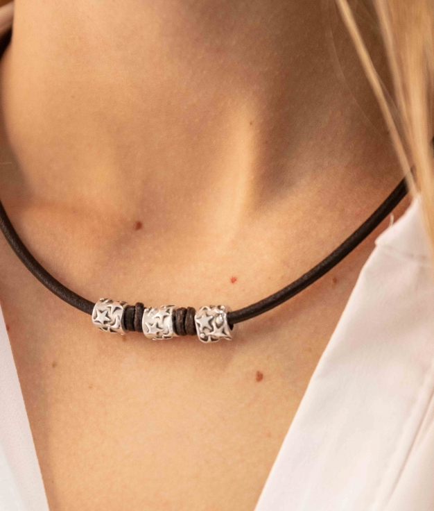 Necklace Lofre - Silver