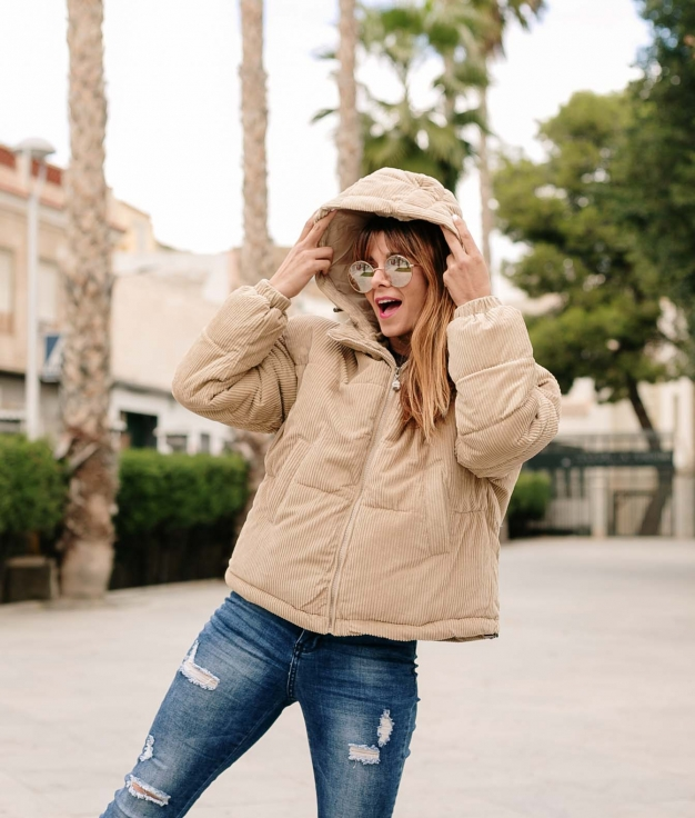 Jacket Antra - Beige