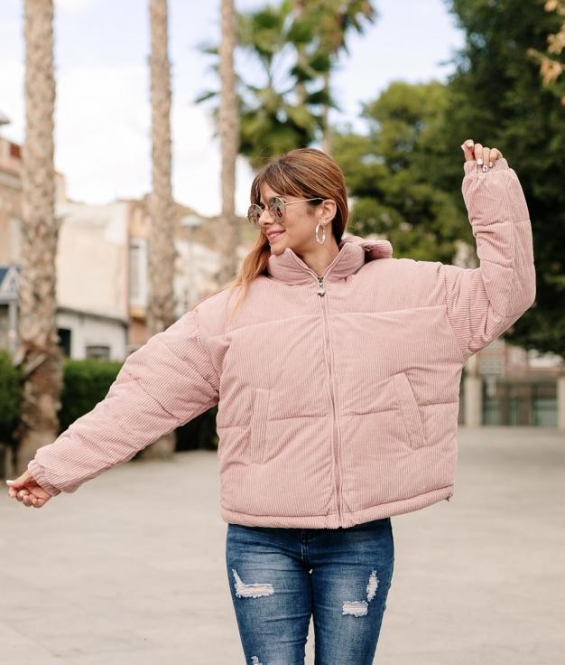 Jacket Antra - Pink