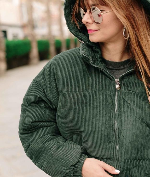 Jacket Antra - Green