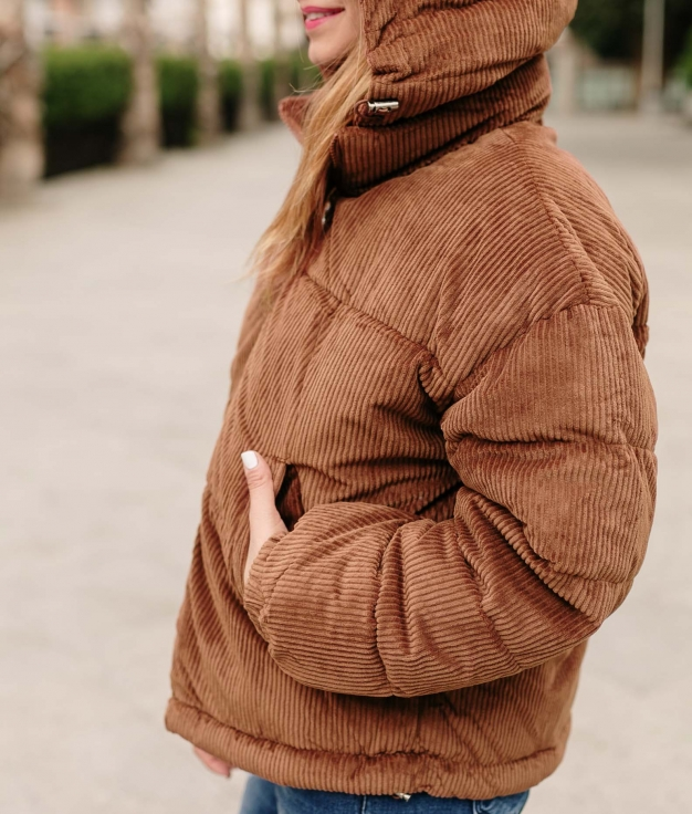 Jacket Antra - Camel