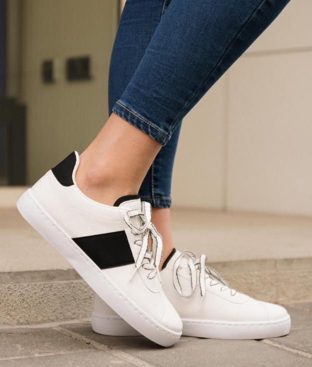 Sneakers Anubes - Negro