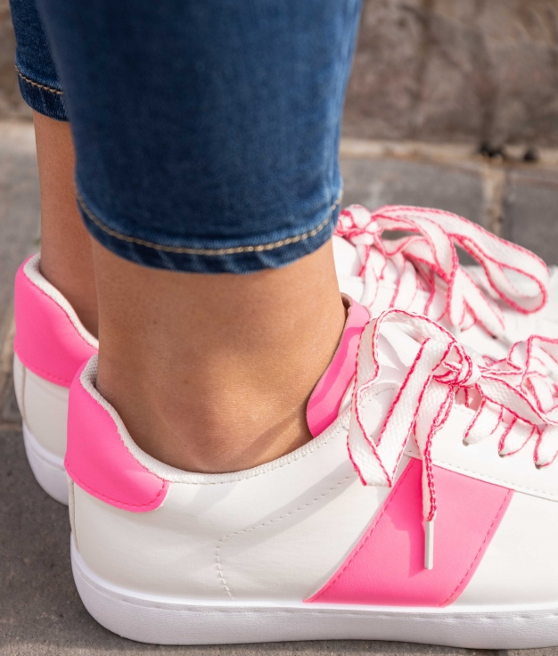 Sneakers Anubes - Rosa
