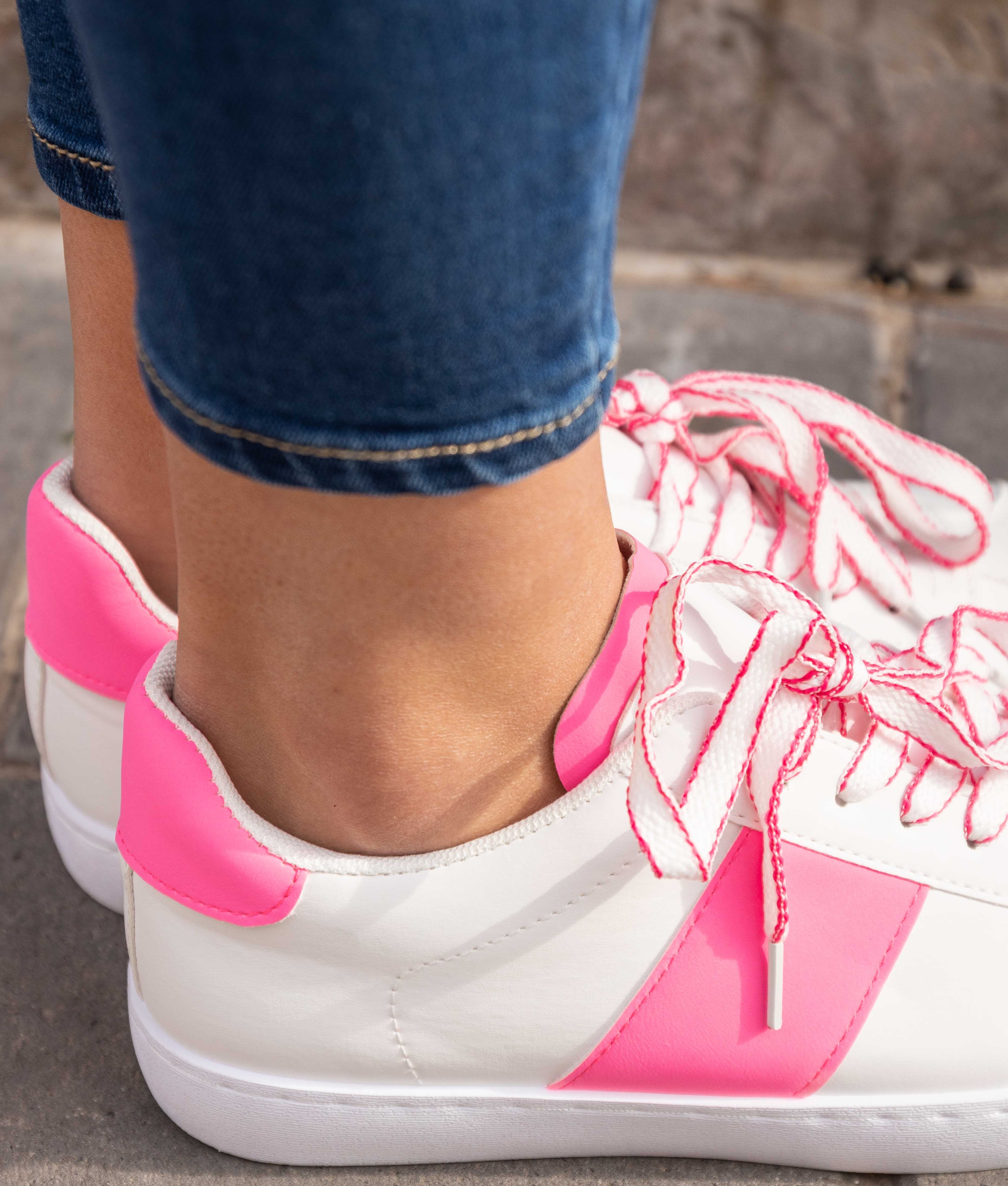 Sneakers Anubes - Pink