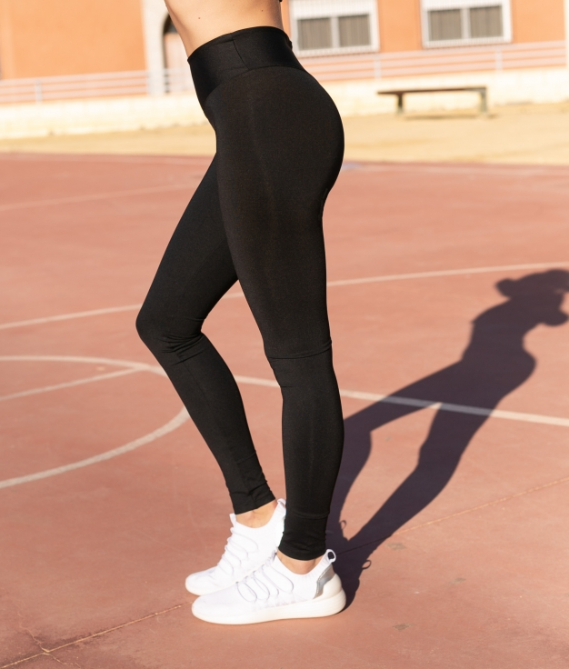Leggins Frunch - Black