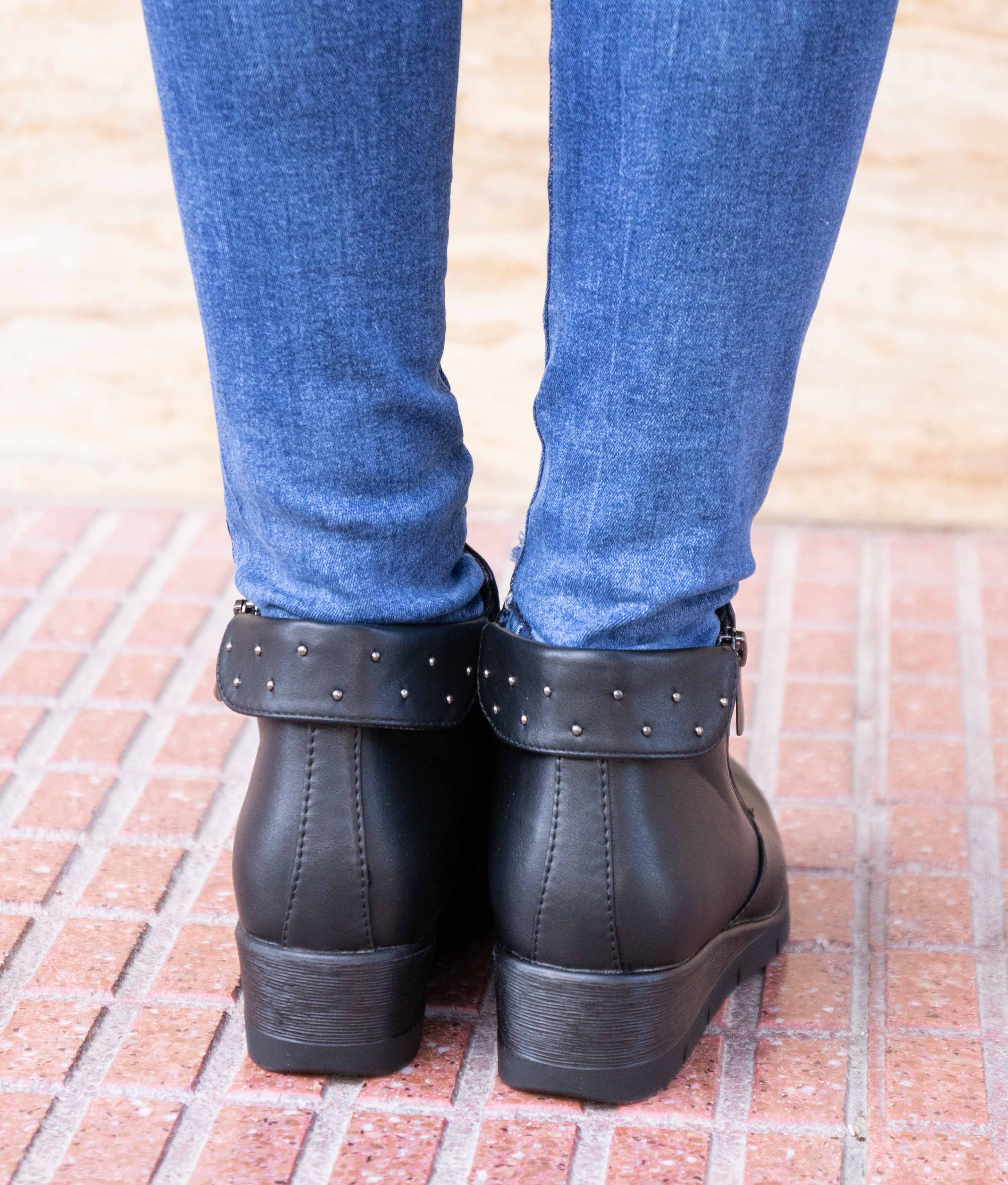 Boot Petite Kiran - Noir
