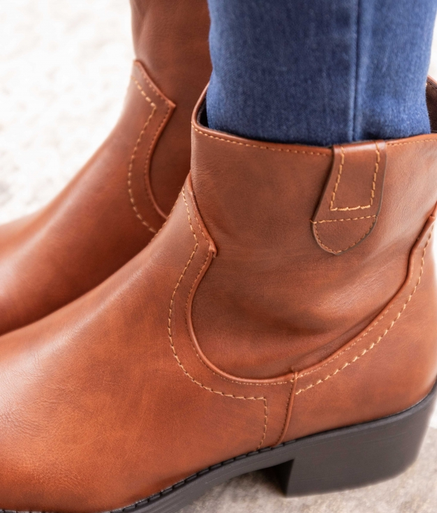 Boot Petite Liran- Chameau