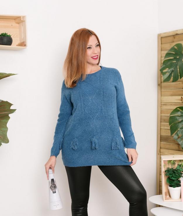 Maillot Nicar - Bleu