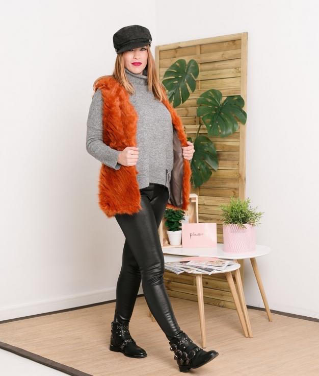 Gilet Malus - Arancione