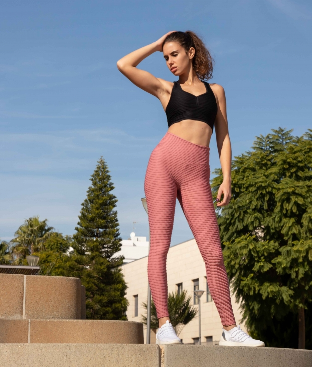 Leggins Menburi - Pink