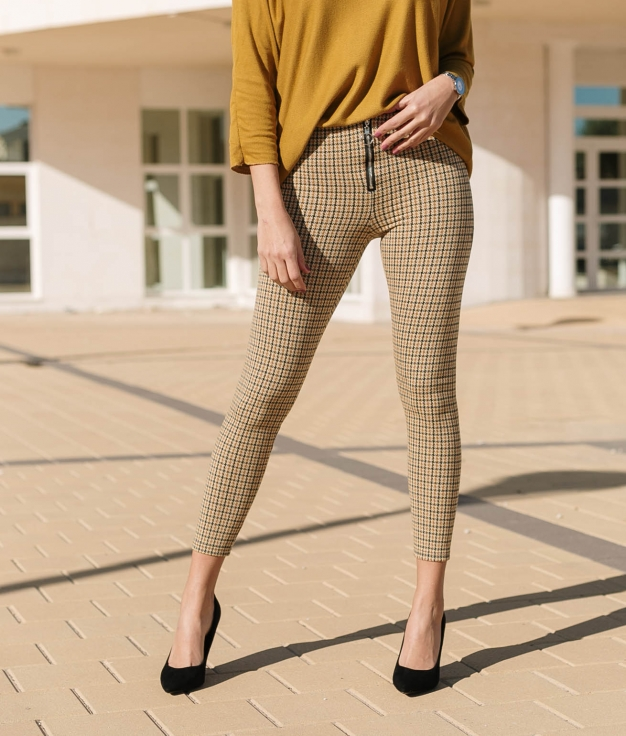 Leggins Coaxer - Yellow