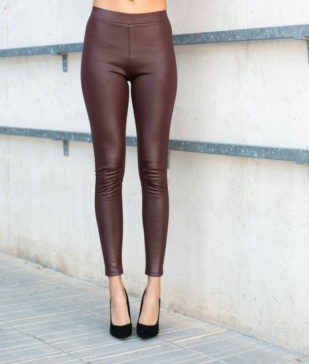 Leggins Quinpa - Granate