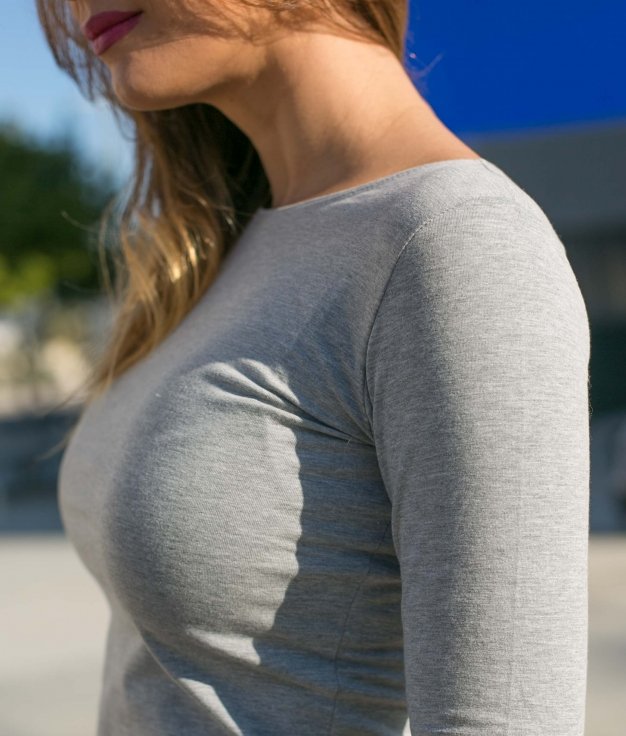 T-shirt Catum - Gris