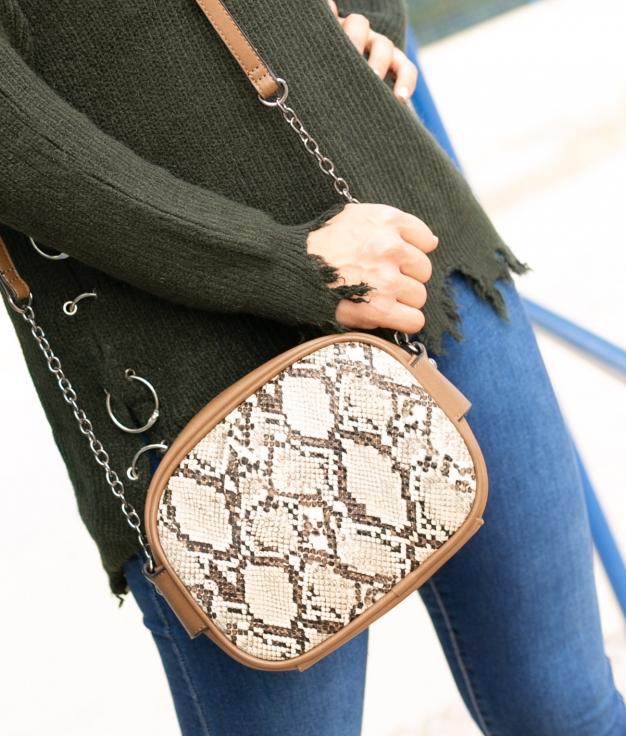Bag Serunte - Khaki
