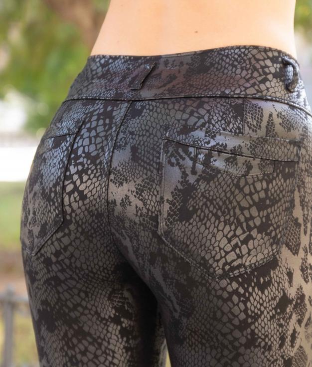 Pantaloni Nulom - Nero