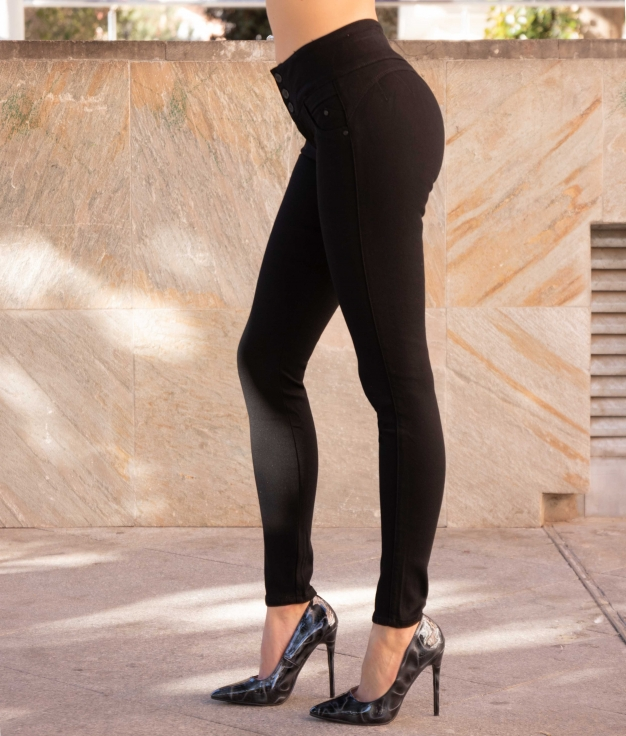 Pantaloni Tarun - Nero