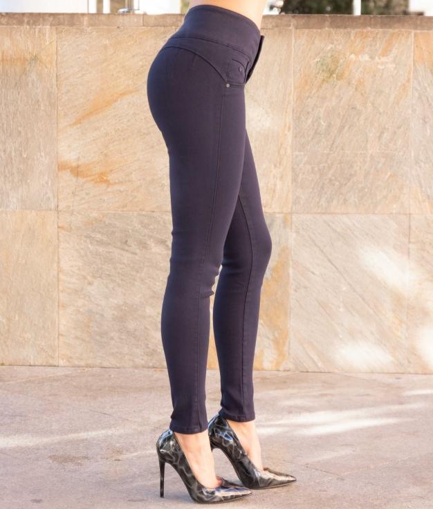 Pantaloni Tarun - Blu Marine