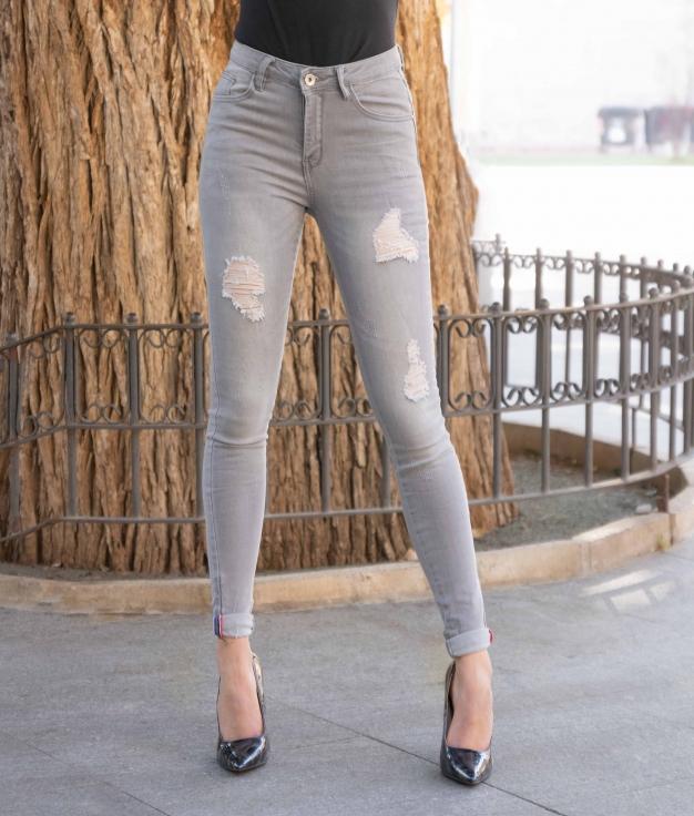 Pantaloni Torcin - Grigio