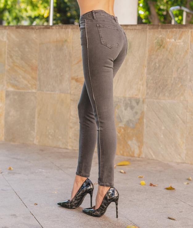 Trousers Latril - Dark Grey