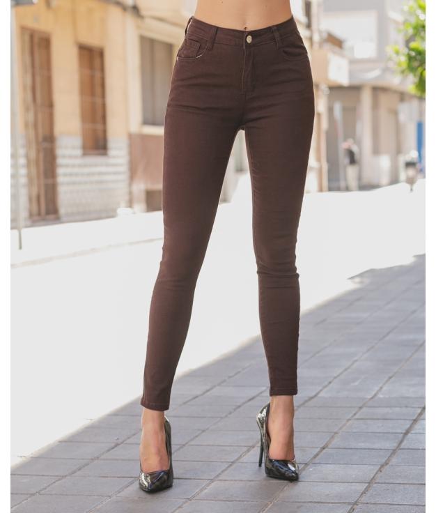 Pantalon Tufur - Marron