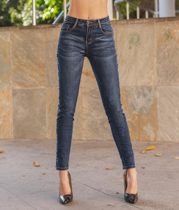Trousers Siori - Denim
