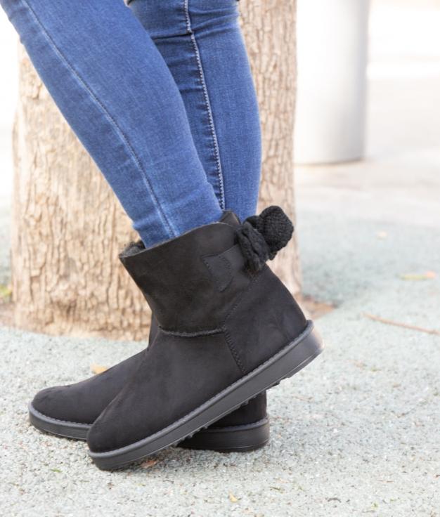 Low Boot Lisun - Black