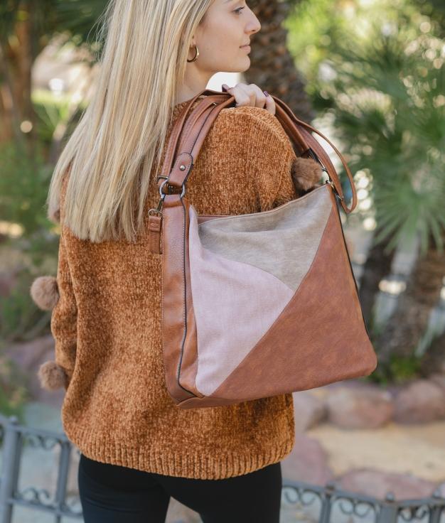 Bag Corter - Camel