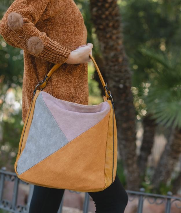 Bag Corter - Mustard