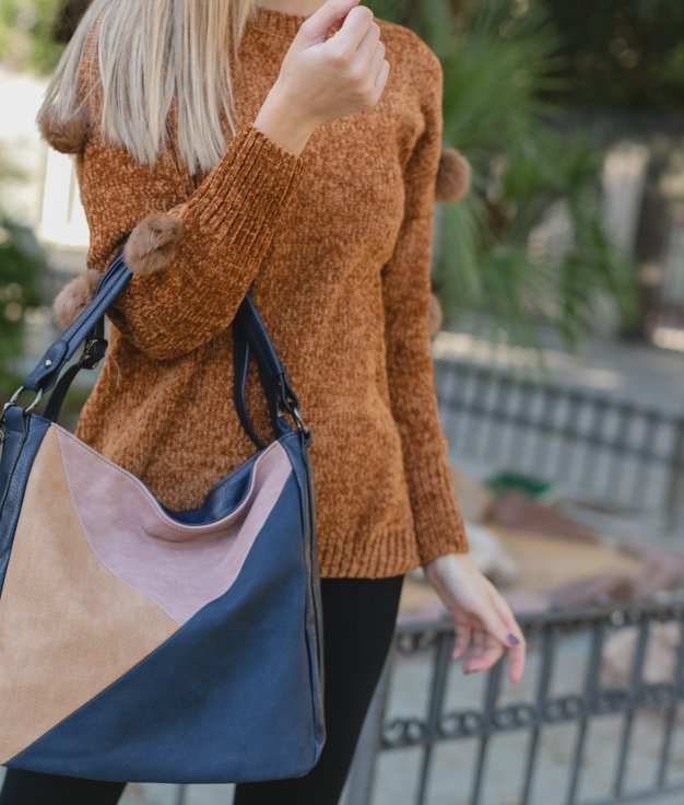 Bag Corter - Blue