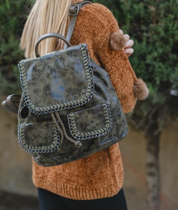 Backpack Yuti - Green
