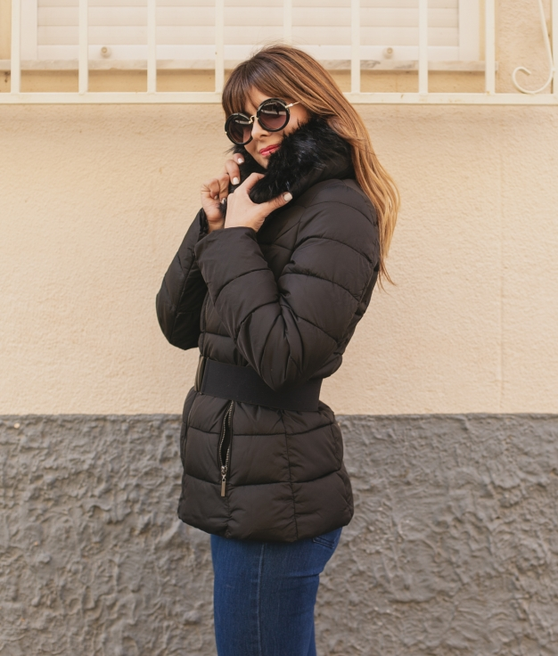 Coat Zoran - Black