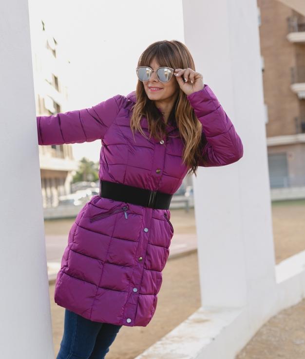 Coat Louse - Purple