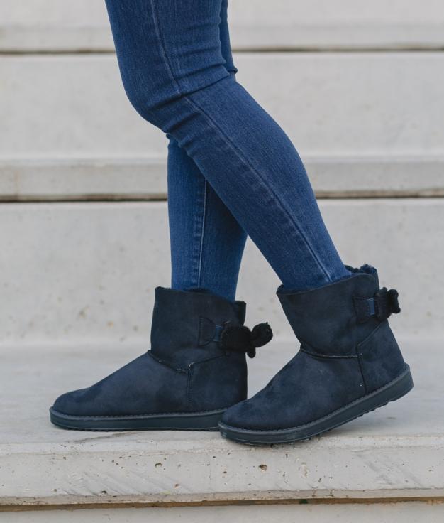 Low Boot Lisun - Blue