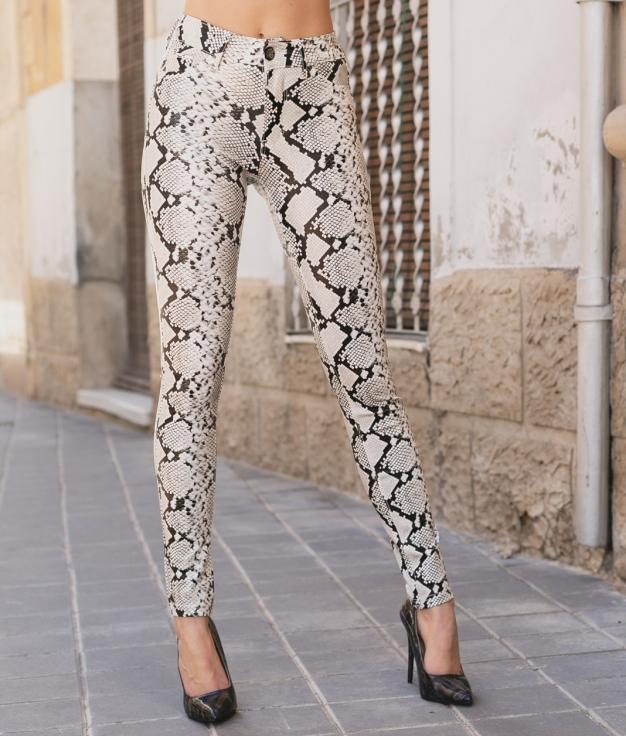 Pantalon Zapora - Serpent