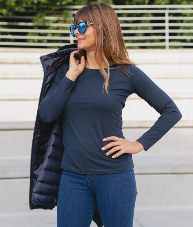 T-shirt Catum - Bleu Marine
