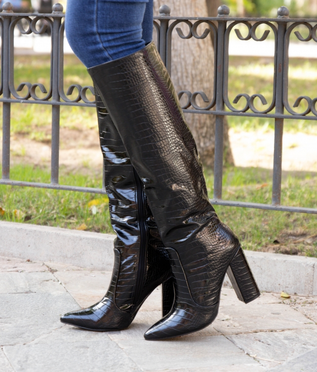 Knee-length Boot Corco - Black