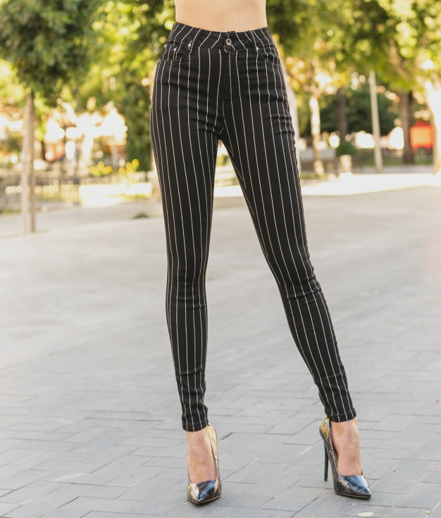 Trousers Chamar - Black