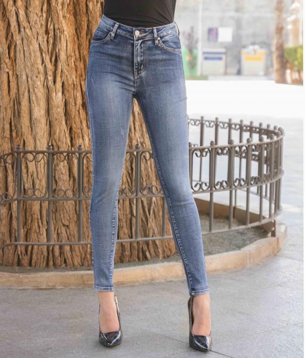 Trousers Fumara - Denim