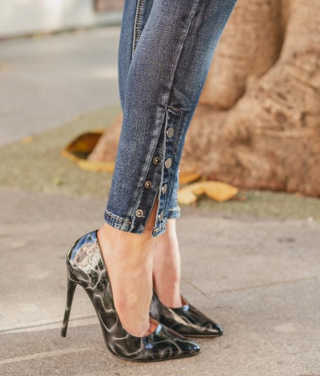 Trousers Rudes - Denim