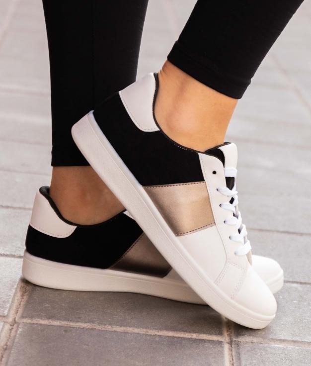 Sneakers Silta - Preto