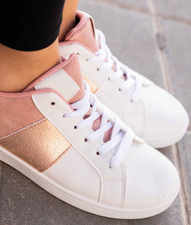 Sneakers Silta - Rose